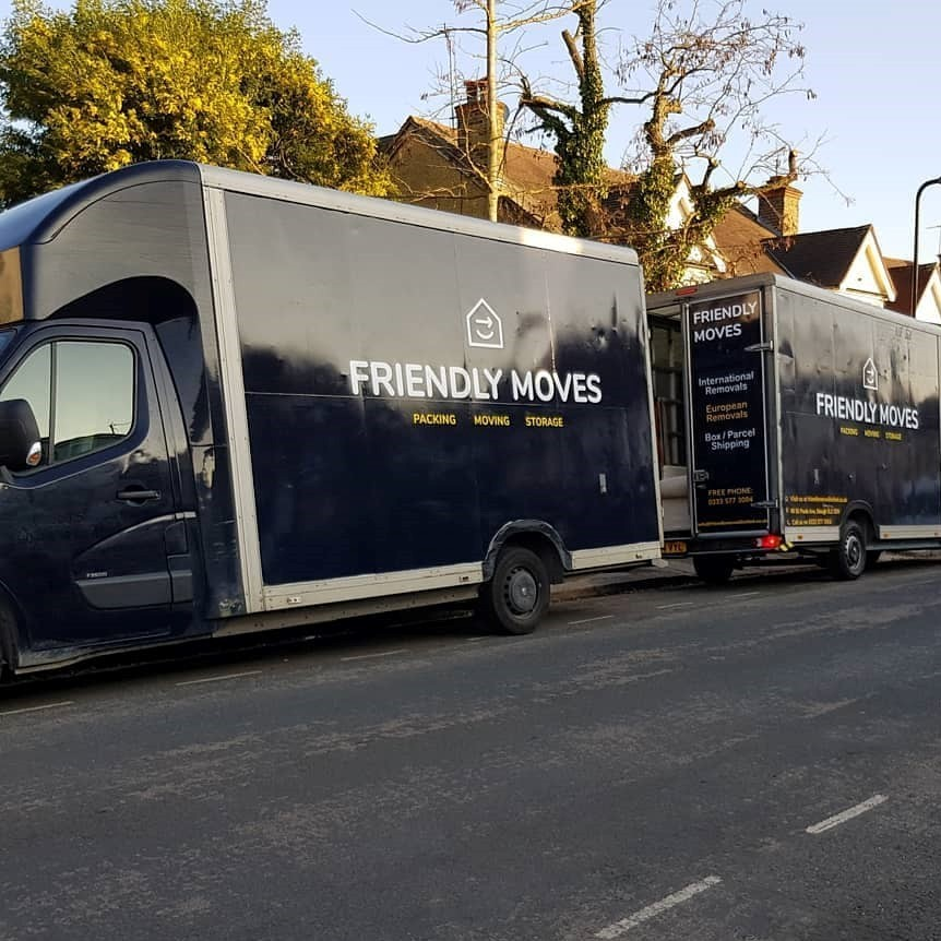 Friendly Moves - Movers and Packers London - Removals Company