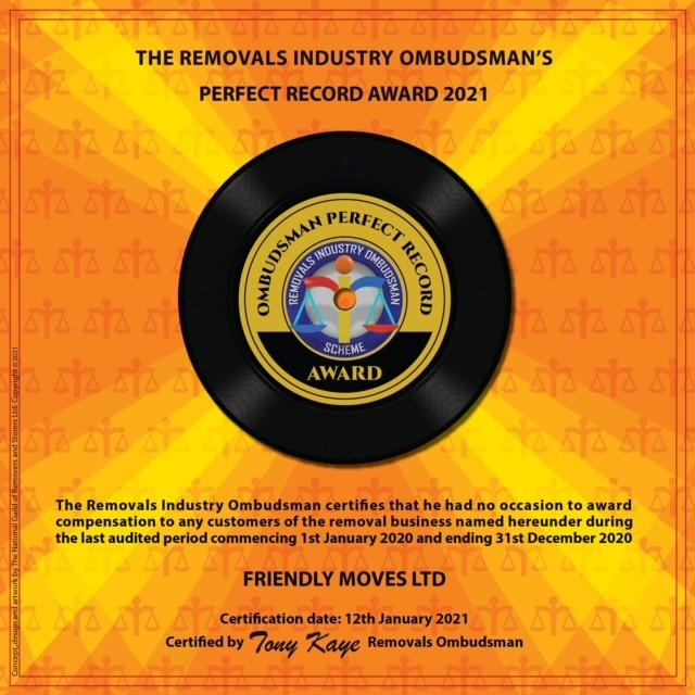 OPR Certificate_2021 - Awarded to Friendly moves Limited